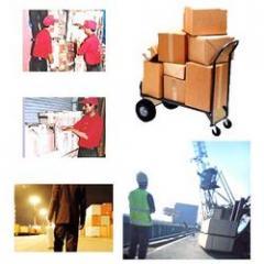 Goods Escort Services