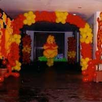 Anniversary party organiser