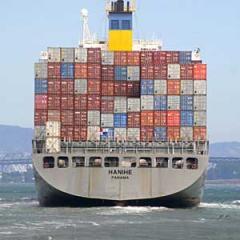 Break bulk shipping