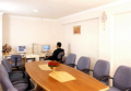 Hotel business centre